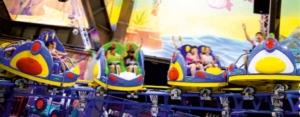 Fabricant et fournisseur de manèges pour parc d'attractions