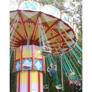 swinger - Manège type chaise volantes