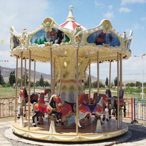 Carousel 4M pour centres commerciaux