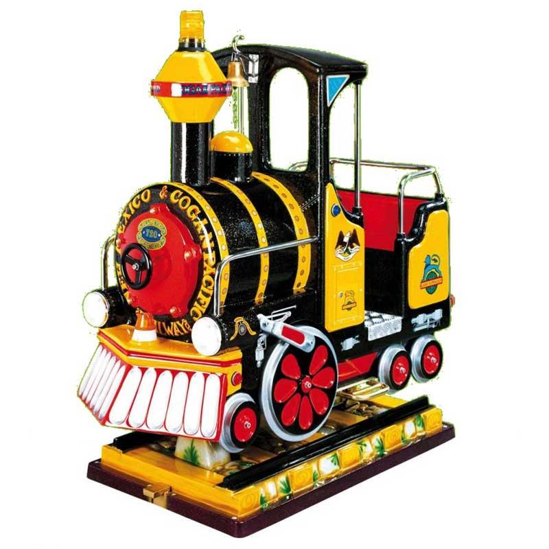 Manège automatique - Train Mexico