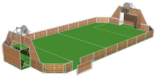 terrain multisport univers loisirs. Black Bedroom Furniture Sets. Home Design Ideas