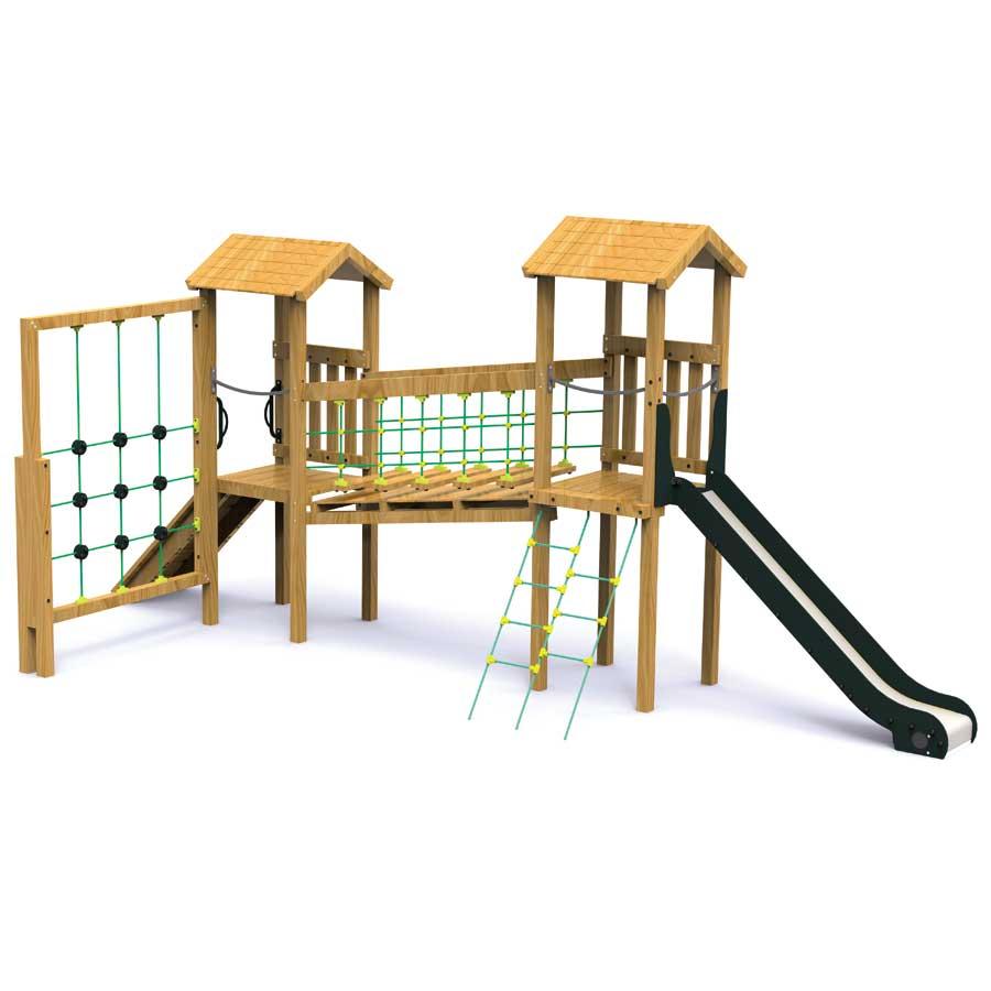 aire de jeux selaya univers loisirs. Black Bedroom Furniture Sets. Home Design Ideas