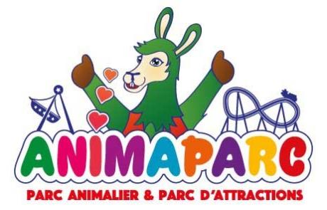 ANIMAPARC – Parc animalier et de loisirs