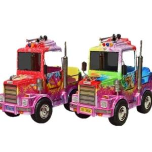 Sujet de manège : American Truck