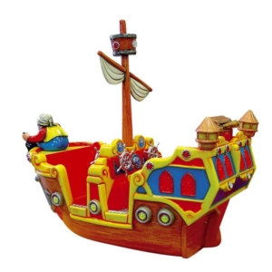 Sujet de manège : Bateau Pirate