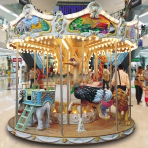 Le Carousel : Attraction pour enfants