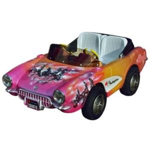 Sujet de manège - voiture : Corvette