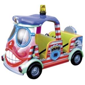 Funny Car - Sujet de manèges forains