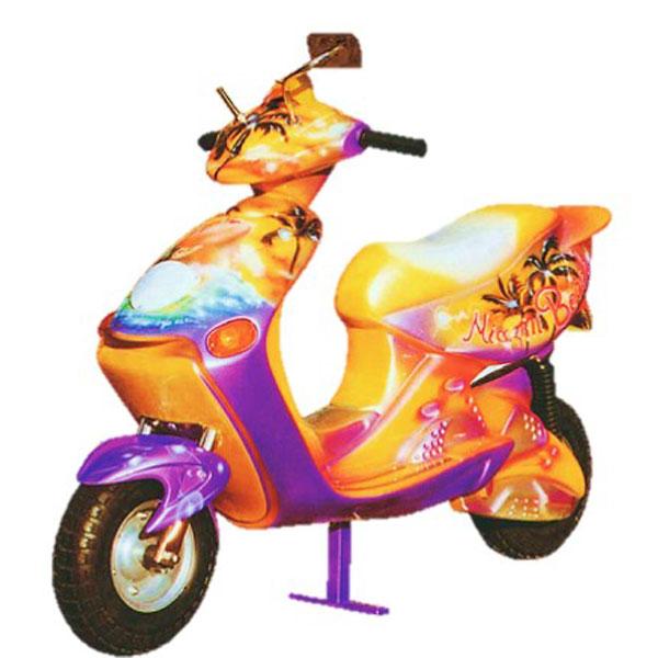 Sujet de manège - Scooter