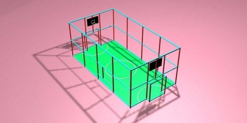 Concepteur aires de jeux tubulaires