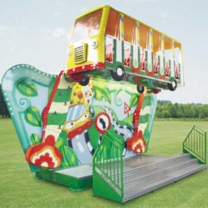 Flying bus - Manège pour parc d'attraction