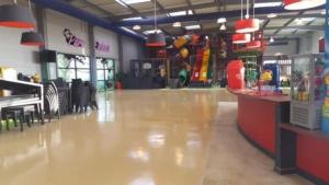 Prestataire création plaine de jeux indoor