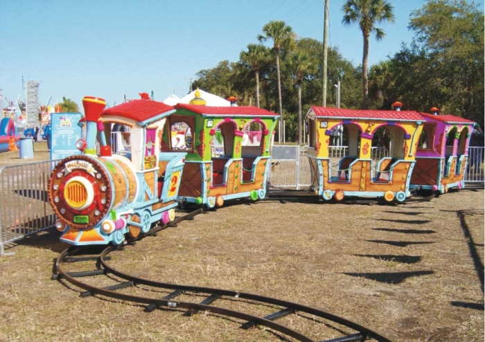 Train Hillbilly