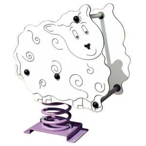 Jeux à ressort mouton pour aire de jeux