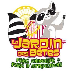 Jardin des bêtes parc attraction Gage le bas