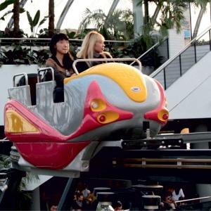 Manège monorail