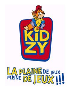 Kidzy plaine de jeux Indoor