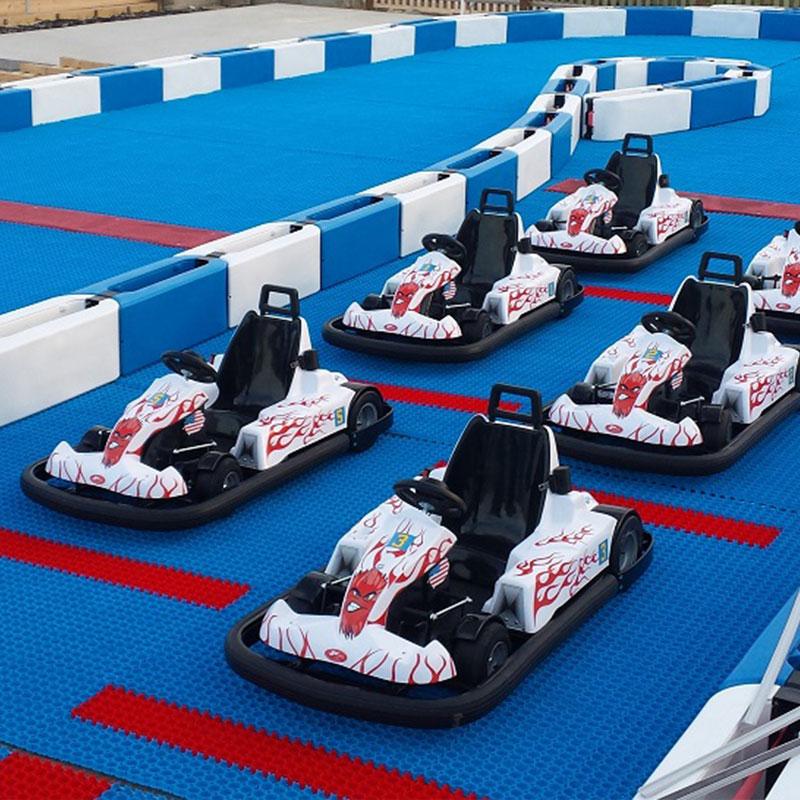 Speedy karts