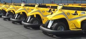 Achat mini karting pour air de jeux et parcs de loisirs